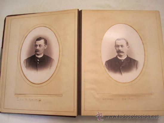 Fotografía antigua: ANTIGUO ALBUM EPOCA VICTORIANA,CIRCA 1849,FAMILIA SKILTON,26 FOTOS,ALGUNAS CON NOMBRES.UNA JOYA - Foto 5 - 57284441