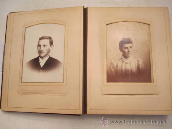 Fotografía antigua: ANTIGUO ALBUM EPOCA VICTORIANA,CIRCA 1849,FAMILIA SKILTON,26 FOTOS,ALGUNAS CON NOMBRES.UNA JOYA - Foto 6 - 57284441
