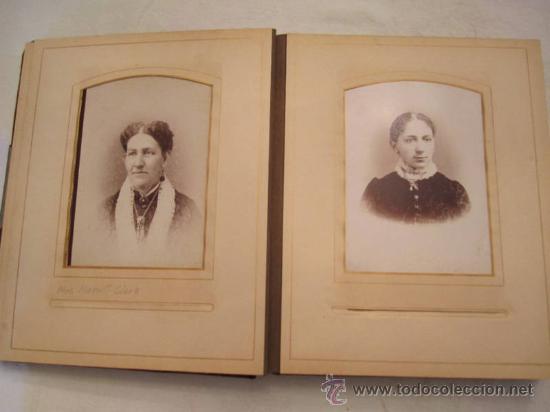 Fotografía antigua: ANTIGUO ALBUM EPOCA VICTORIANA,CIRCA 1849,FAMILIA SKILTON,26 FOTOS,ALGUNAS CON NOMBRES.UNA JOYA - Foto 7 - 57284441