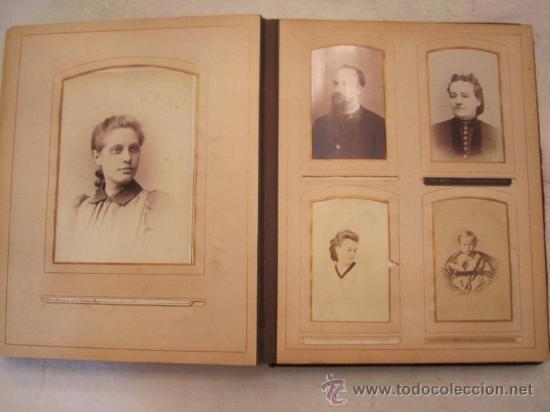 Fotografía antigua: ANTIGUO ALBUM EPOCA VICTORIANA,CIRCA 1849,FAMILIA SKILTON,26 FOTOS,ALGUNAS CON NOMBRES.UNA JOYA - Foto 9 - 57284441