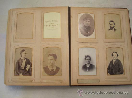 Fotografía antigua: ANTIGUO ALBUM EPOCA VICTORIANA,CIRCA 1849,FAMILIA SKILTON,26 FOTOS,ALGUNAS CON NOMBRES.UNA JOYA - Foto 10 - 57284441