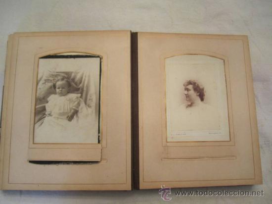 Fotografía antigua: ANTIGUO ALBUM EPOCA VICTORIANA,CIRCA 1849,FAMILIA SKILTON,26 FOTOS,ALGUNAS CON NOMBRES.UNA JOYA - Foto 11 - 57284441