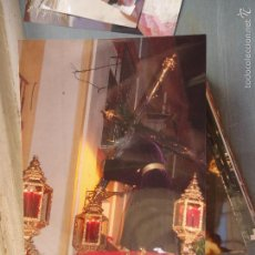 FOTOGRAFIA SEMANA SANTA 17.5X13 CM SEVILLA - CRISTO DE LAS PENAS DE SAN ROQUE