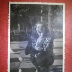 Fotografía antigua: FOTOGRAFÍA - VEDETTE ESPAÑOLA - VIRGINIA DE MATOS - AÑOS 50. Lote 57451032