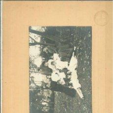 Fotografía antigua: FOTOGRAFIA CAMPESTRE FAMILIAR. Lote 57800563