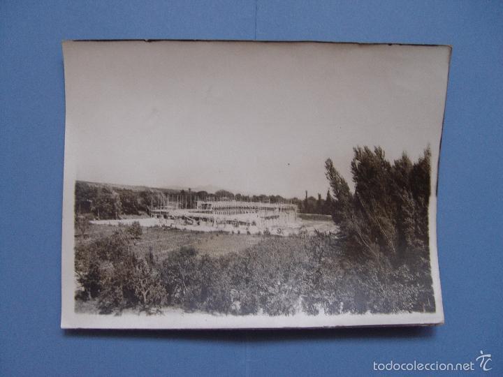 Fotografía antigua: 4 fotografías antiguas: Albelda de Iregua -La Rioja- (Aransay, 1929) 17x13 cms. ¡Originales! - Foto 3 - 57804616