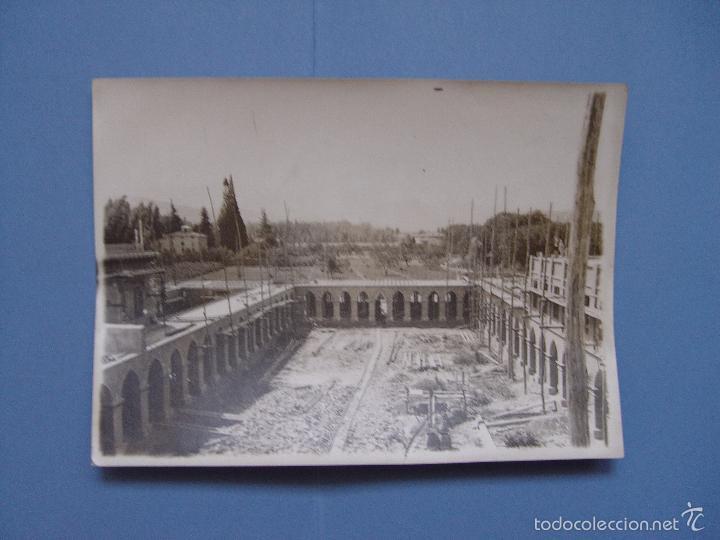 Fotografía antigua: 4 fotografías antiguas: Albelda de Iregua -La Rioja- (Aransay, 1929) 17x13 cms. ¡Originales! - Foto 4 - 57804616