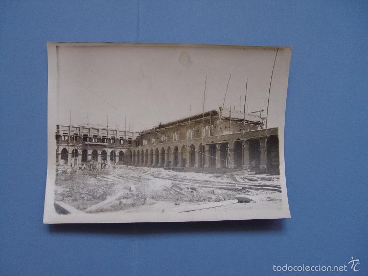 Fotografía antigua: 4 fotografías antiguas: Albelda de Iregua -La Rioja- (Aransay, 1929) 17x13 cms. ¡Originales! - Foto 6 - 57804616