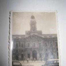 Fotografía antigua: FOTOGRAFIA PUERTA DEL SOL EN MADRID AÑO 1939. Lote 58141722