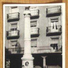 Fotografía antigua: TERUEL - PLAZA DEL TORICO. Lote 58287130