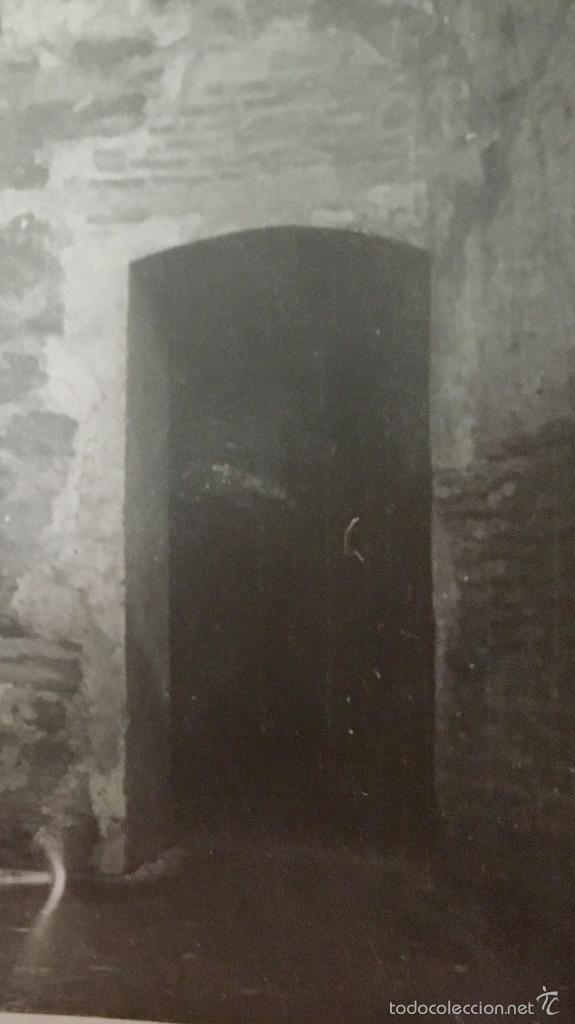 Fotografía antigua: monasterio parador de guadalupe 1956 caceres medieval en piedra foto en blanco y negro 10x7 - Foto 6 - 58568698