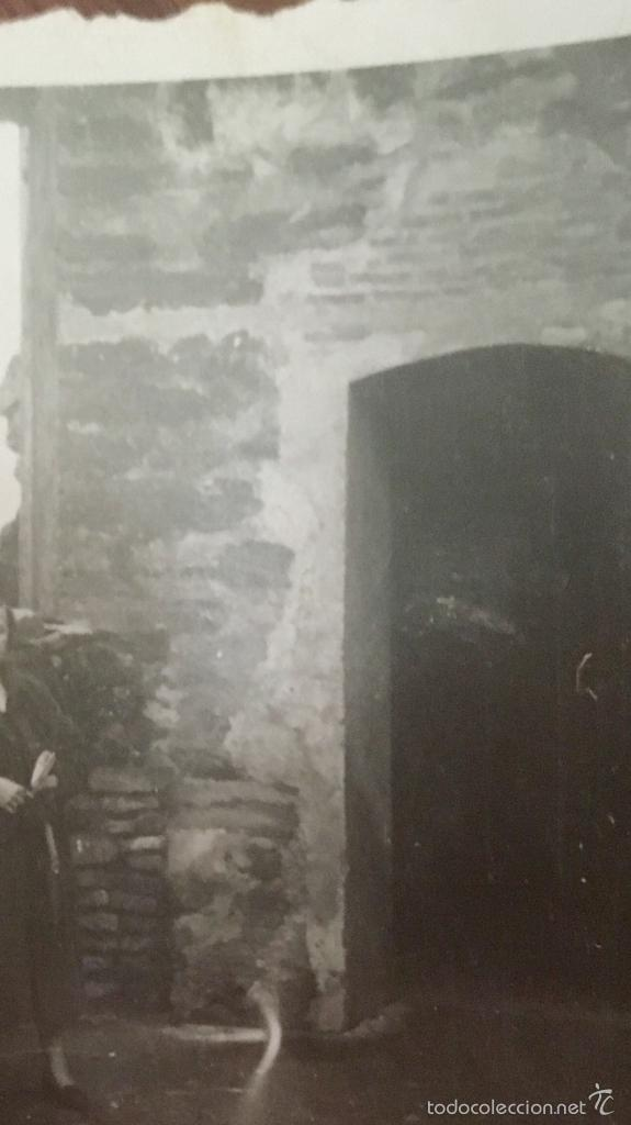 Fotografía antigua: monasterio parador de guadalupe 1956 caceres medieval en piedra foto en blanco y negro 10x7 - Foto 8 - 58568698