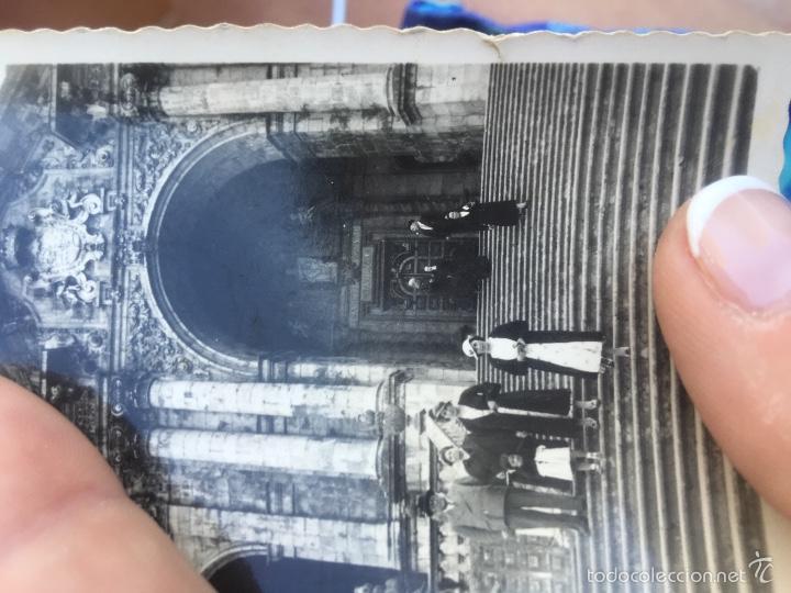 Fotografía antigua: Loiola Loyola Azpeitia Guipuzcoa Iglesia Basilica santuario San ignacio 1920 Barroco familia Lazaro - Foto 9 - 58641593