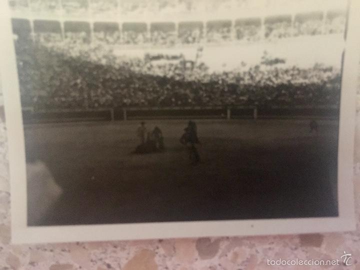 Fotografía antigua: Toros foto plaza de las ventas 1950 corrida toreros gradas 6,1x5 - Foto 3 - 59623887