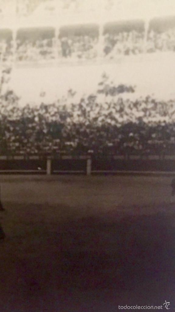 Fotografía antigua: Toros foto plaza de las ventas 1950 corrida toreros gradas 6,1x5 - Foto 7 - 59623887