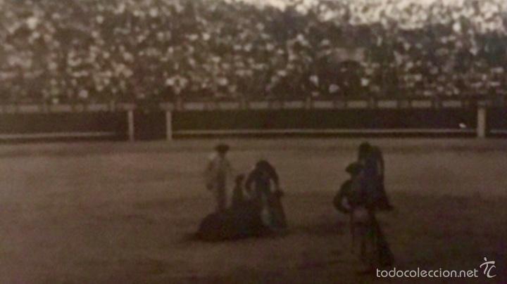 Fotografía antigua: Toros foto plaza de las ventas 1950 corrida toreros gradas 6,1x5 - Foto 8 - 59623887