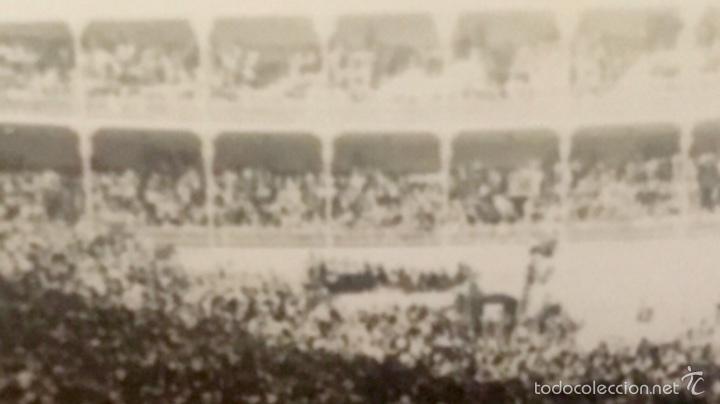 Fotografía antigua: Toros foto plaza de las ventas 1950 corrida toreros gradas 6,1x5 - Foto 9 - 59623887