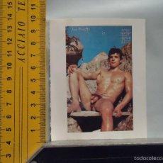 Fotografía antigua: FOTOGRAFIA ARTISTICA . TEMATICA GAY DESNUDO HOMBRE EROTICA . Lote 59828512