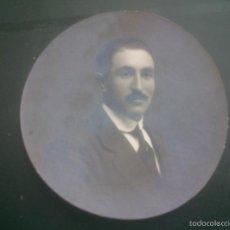 Fotografía antigua: FOTO HOMBRE AÑO;1927. Lote 59946523
