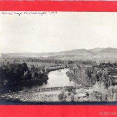 Fotografía antigua: SANT FRUITOS DE BAGES. PONT DE CABRIANES 1895. Lote 60167343