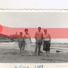 Alte Fotografie - Mallorca. Bellver año 1957 lote de 3 antiguas fotos - 60437319