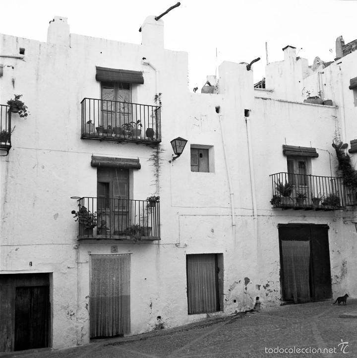 Fotografía antigua: 7 fotografías (negativos) de Morella, Castellón. 1967. Gran calidad. - Foto 5 - 60723099
