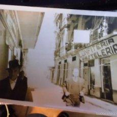 Fotografía antigua: CONFITERIA PASTELERIA VALENCIANA FOTO ANTIGUA TIENDA DE VALENCIA. Lote 60772935