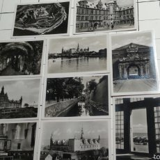 Fotografía antigua: LOTE 10 FOTOS 9X6 ORIGINALES AÑOS 40. Lote 61139859