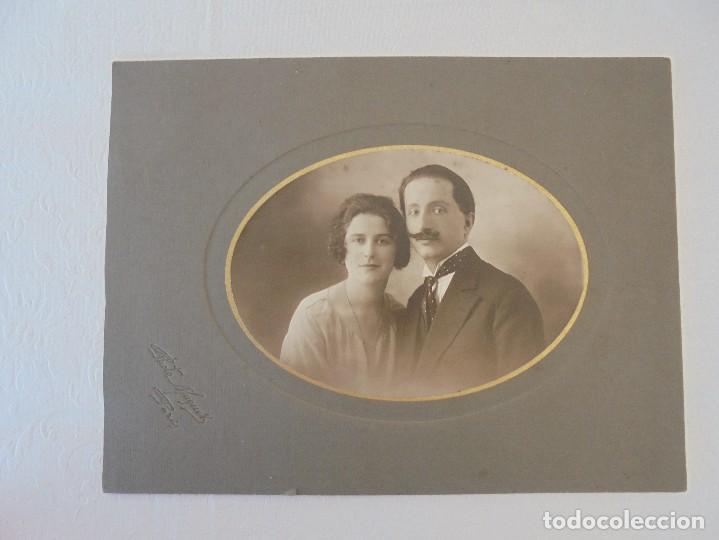 Fotografía antigua: FOTOGRAFIAS ANTIGUAS DE ESTUDIO. VER FOTOGRAFIAS ADJUNTAS. - Foto 2 - 61371203