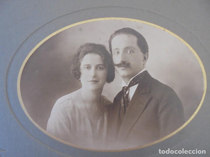 Fotografía antigua: FOTOGRAFIAS ANTIGUAS DE ESTUDIO. VER FOTOGRAFIAS ADJUNTAS. - Foto 3 - 61371203