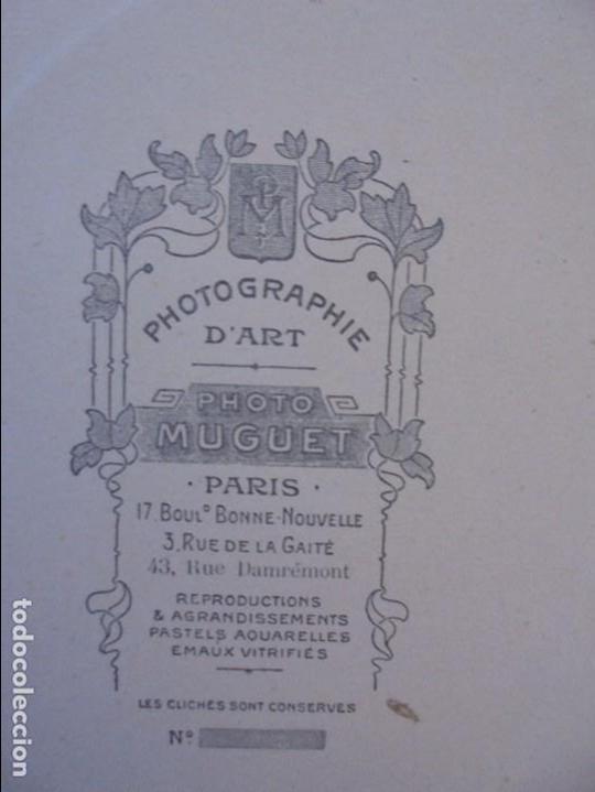 Fotografía antigua: FOTOGRAFIAS ANTIGUAS DE ESTUDIO. VER FOTOGRAFIAS ADJUNTAS. - Foto 4 - 61371203