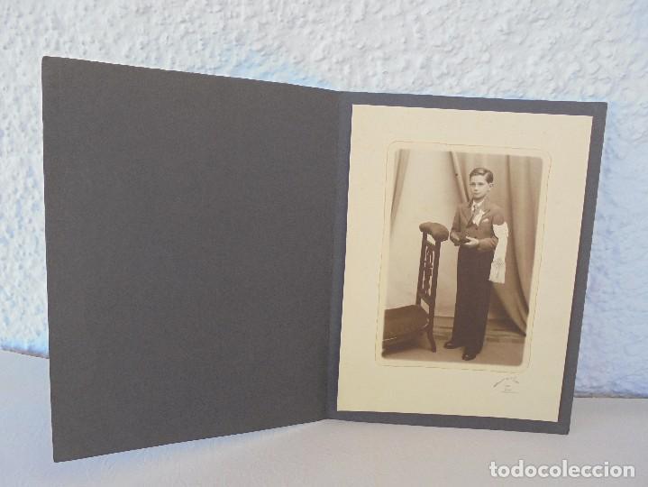 Fotografía antigua: FOTOGRAFIAS ANTIGUAS DE ESTUDIO. VER FOTOGRAFIAS ADJUNTAS. - Foto 7 - 61371203