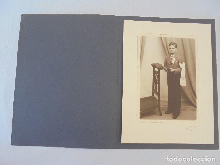 Fotografía antigua: FOTOGRAFIAS ANTIGUAS DE ESTUDIO. VER FOTOGRAFIAS ADJUNTAS. - Foto 8 - 61371203