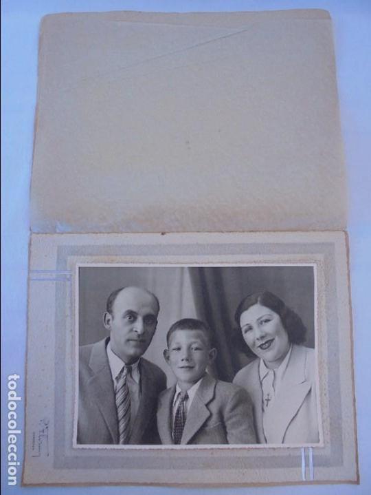 Fotografía antigua: FOTOGRAFIAS ANTIGUAS DE ESTUDIO. VER FOTOGRAFIAS ADJUNTAS. - Foto 12 - 61371203