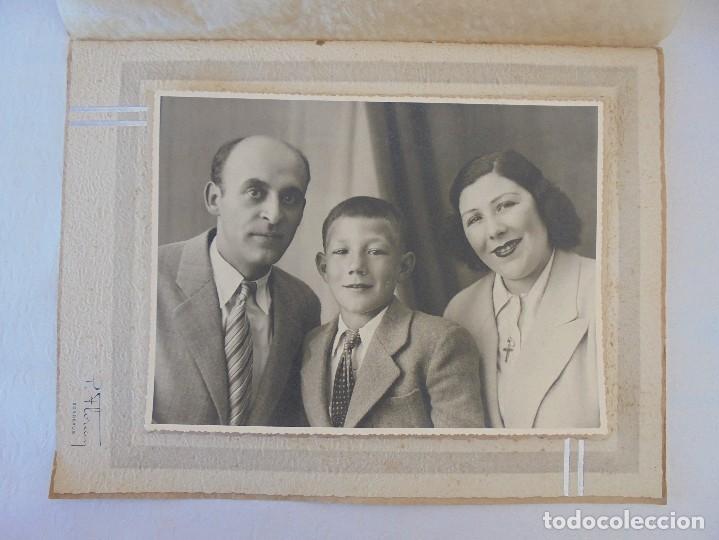 Fotografía antigua: FOTOGRAFIAS ANTIGUAS DE ESTUDIO. VER FOTOGRAFIAS ADJUNTAS. - Foto 13 - 61371203