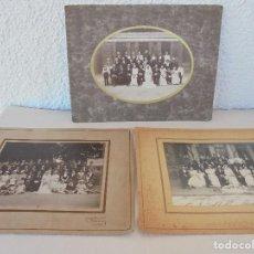 Fotografía antigua: FOTOGRAFIAS ANTIGUAS DE BODA. VER FOTOGRAFIAS ADJUNTAS.. Lote 61371675