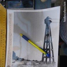 Fotografía antigua: FOTOGRAFIA CADIZ - VILLA DE ROTA - 1988 LOS EXTRANJEROS PREPARARON 2 BOMBAS PINAR PUNTA CANDOR . Lote 61576820