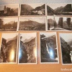 Fotografía antigua: LOTE DE FOTOS DE FRANCIA. Lote 62169788
