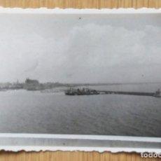 Fotografía antigua: PALMA DE MALLORCA - PUERTO. Lote 62239144