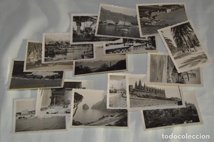 PRECIOSO LOTE DE FOTOGRAFÍAS ANTIGUAS - AÑOS 40 - MALLORCA - MIRA LAS FOTOS EN DETALLE (Fotografía - Artística)