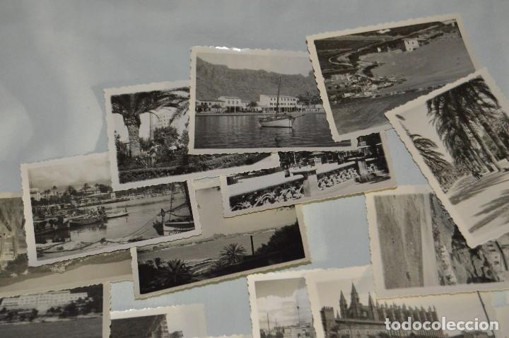 Fotografía antigua: PRECIOSO LOTE DE FOTOGRAFÍAS ANTIGUAS - AÑOS 40 - MALLORCA - MIRA LAS FOTOS EN DETALLE - Foto 4 - 62284380