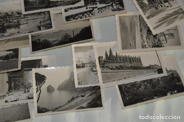 Fotografía antigua: PRECIOSO LOTE DE FOTOGRAFÍAS ANTIGUAS - AÑOS 40 - MALLORCA - MIRA LAS FOTOS EN DETALLE - Foto 5 - 62284380