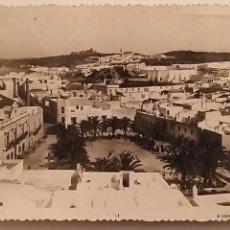 Fotografía antigua: FOTOGRAFIA DE AYAMONTE HUELVA. 14 X 9 CM. Lote 64624847
