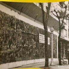 Fotografía antigua: STREET ART WALL MURAL PINTADO VALLA SAN SEBASTIÁN PAÍS VASCO GUIPUZCOA 18X24CMS. Lote 64880659