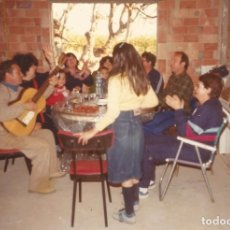 Fotografía antigua: ** PN911 - FOTOGRAFIA - GRUPO DE AMIGOS - RF. FA0. Lote 67787685