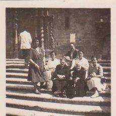 Fotografía antigua: 2 ANTIGUAS FOTOGRAFÍAS TOMADAS EN LA CIUDAD DE ALICANTE, 1947.. Lote 69586841