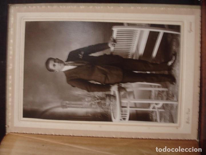 FOTO LUX GERONA - RETRATO DE CABALLERO - PORTAL DEL COL·LECCIONISTA ***** (Fotografía - Artística)