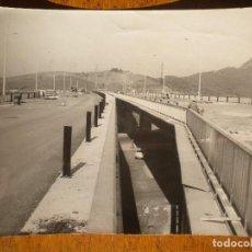 Fotografía antigua: PUENTE DE CIUDAD MERIDIANA, FOTOGRAFIA DE BRANGULI 1970'S. Lote 73010127