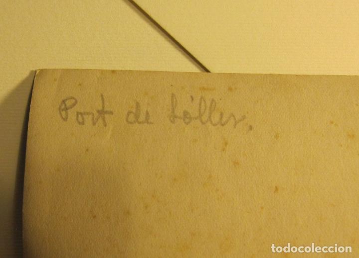 Fotografía antigua: MALLORCA. FOTOGRAFIA PAPEL. HACIA 1920. MALLORCA PORT DE SOLLER 18 X 24 CM - Foto 4 - 73521403