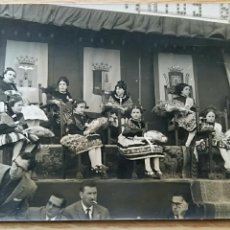 Fotografía antigua: ANTIGUA FOTOGRAFIA. MAYERAS. FIESTA MAYOS PEDRO MUÑOZ FOTOGRAFO DE SOCUELLAMOS CIUDAD REAL 1967. Lote 73670291